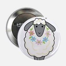 """Have You Any Wool 2.25"""" Button"""