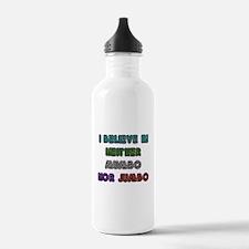 Neither Mumbo nor Jumbo Water Bottle