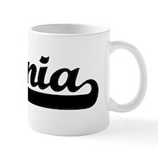 Black jersey: Shania Small Mug