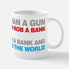 Give a Man A Gun Mug