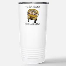 Cute Bus driver Thermos Mug