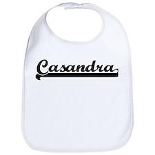 Black jersey: Casandra Bib