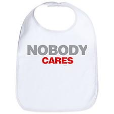 Nobody Cares Bib