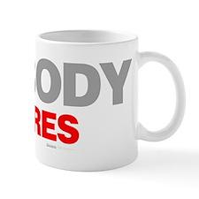 Nobody Cares Mug