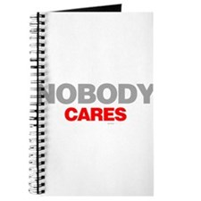 Nobody Cares Journal