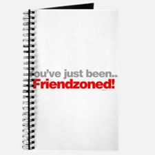 You've just been friendzoned. Journal