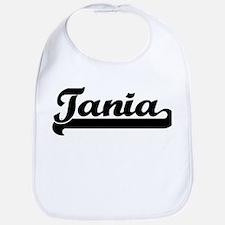Black jersey: Tania Bib