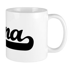 Black jersey: Shana Coffee Mug