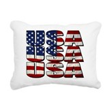 4th of july Throw Pillows