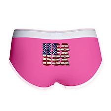USA USA USA 4th July Women's Boy Brief