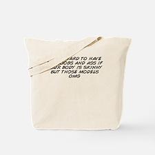 Big boobs Tote Bag