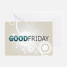 Good Friday Greeting Card