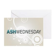 Ash Wednesday Greeting Cards (Pk of 20)