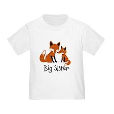 Big Sister - Mod Fox T
