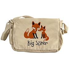Big Sister - Mod Fox Messenger Bag