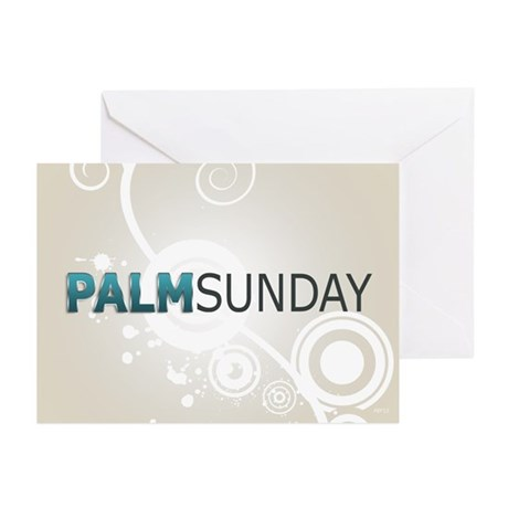 Palm Sunday Greeting Cards (Pk of 10)