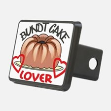 Bundt Cake Lover Hitch Cover