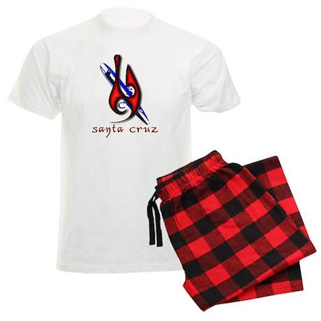 Santa Cruz Classic Men's Light Pajamas