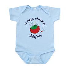 All Day Long Infant Bodysuit