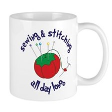 All Day Long Mug