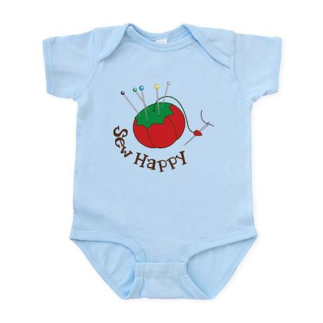 Sew Happy Infant Bodysuit