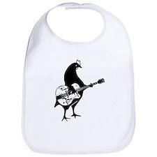 Guitar Chicken Bib