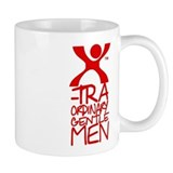 Extraordinary gentlemen Small Mugs (11 oz)