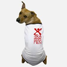 X-Traordinary Gentlemen - RED Dog T-Shirt