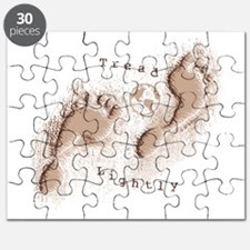 Tread Lightly Puzzle