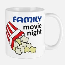 Family Movie Night Mug