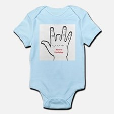 Reverse Psychology Infant Bodysuit