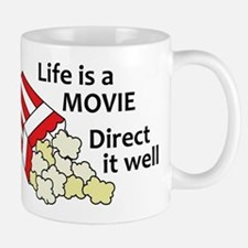 Life is a Movie Mug