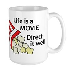 Life is a Movie Mug
