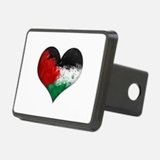 Palestine Heart Hitch Cover