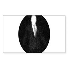 Slenderman Emblem Decal