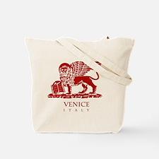 Venice Flag Tote Bag