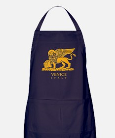 Venice Flag Apron (dark)