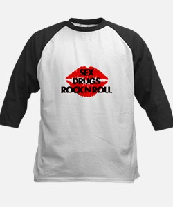 sex drugs and rock n roll party club tee Tee