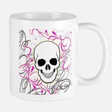 SKULL AND VINES Mug