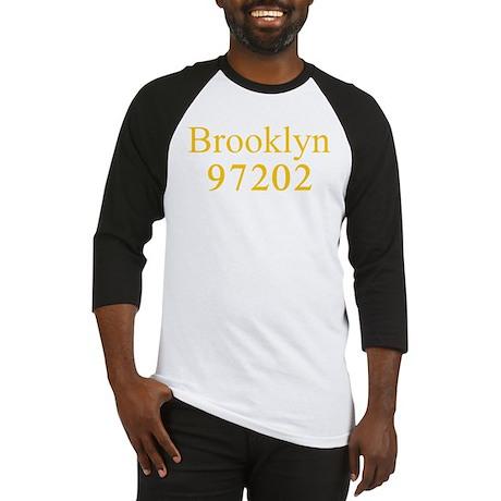Brooklyn 97202 T-Shirt Baseball Jersey