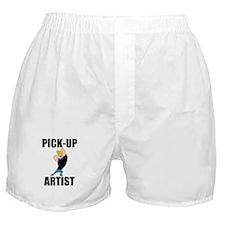 Johnny Pick-Up Boxer Shorts