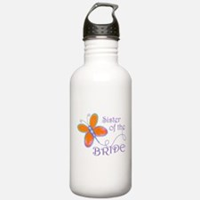 Sister of the Bride Water Bottle