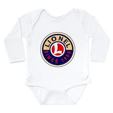 Lionel Long Sleeve Infant Bodysuit