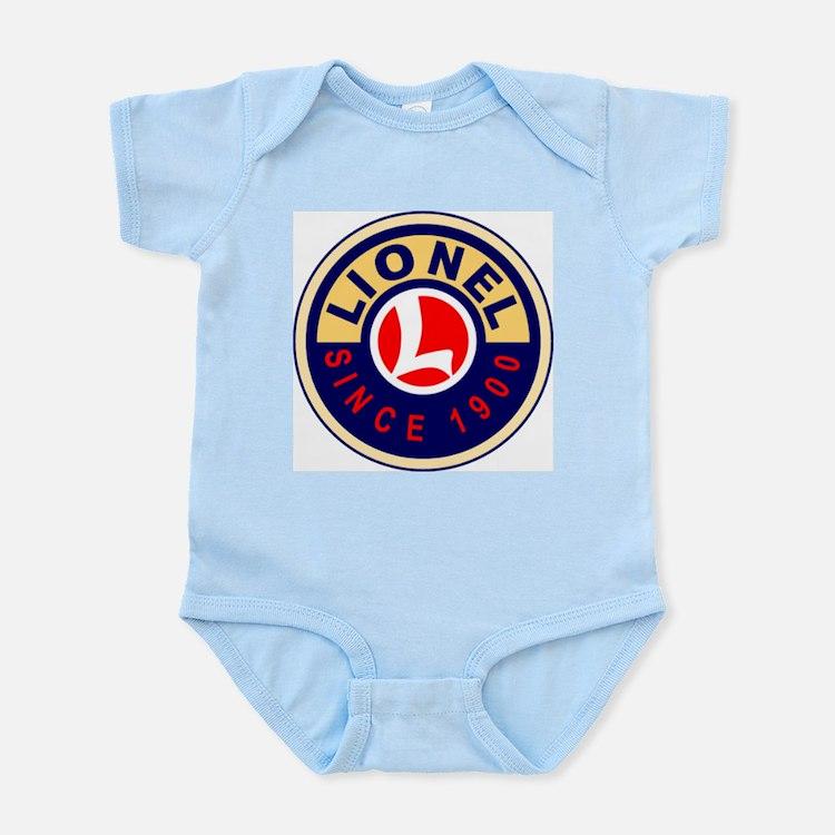 Lionel Infant Bodysuit