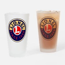 Lionel Drinking Glass