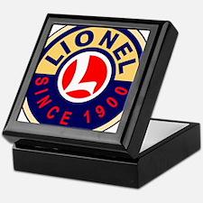 Lionel Keepsake Box