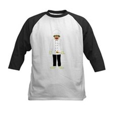Sock Monkey Chef Tee