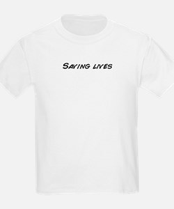Saving lives T-Shirt
