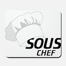 Sous Chef Mousepad
