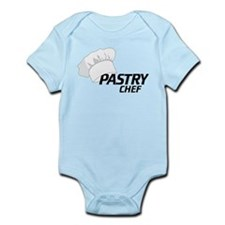 Pastry Chef Infant Bodysuit